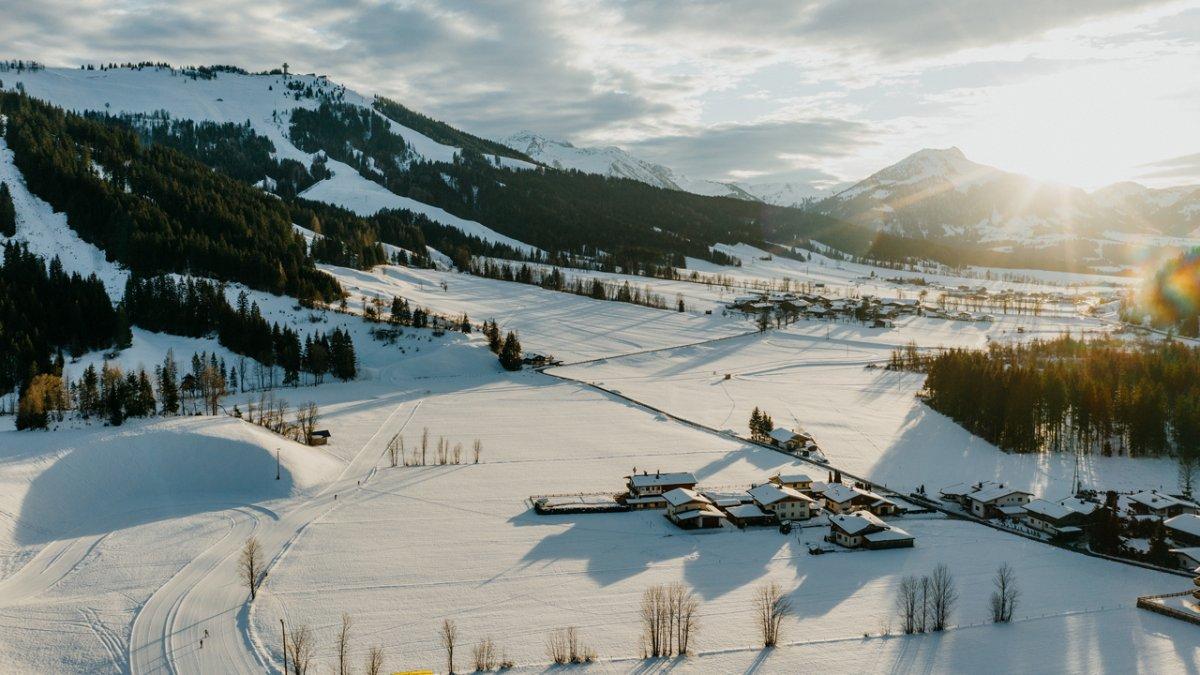 Langlaufen im Pillerseetal, © Tirol Werbung/Charly Schwarz
