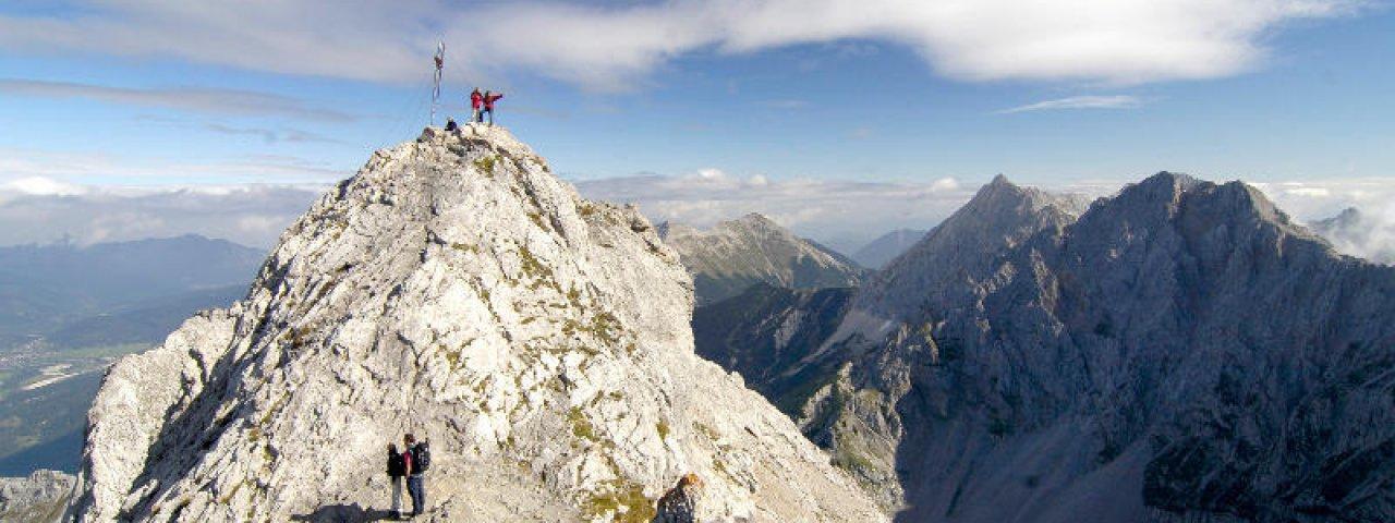 Pleisenspitze, © Olympiaregion Seefeld