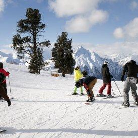 Skigebiet Nauders, © Tirol Werbung/Verena Kathrein