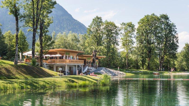 Ahornsee in Söll, © Tourismusverband Wilder Kaiser