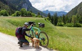 Mit dem Rad von Wien nach Tirol