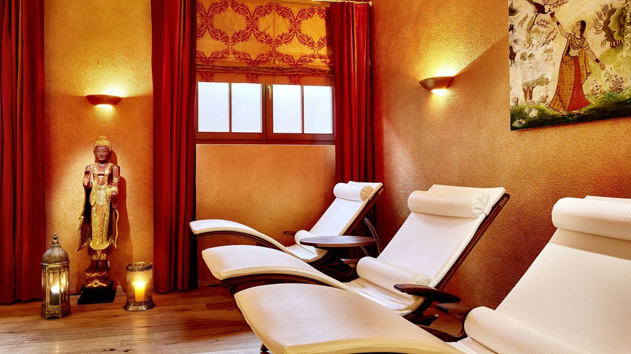 Spa-Bereich im Ayurveda Resort Sonnhof, © Ayurveda Resort Sonnhof