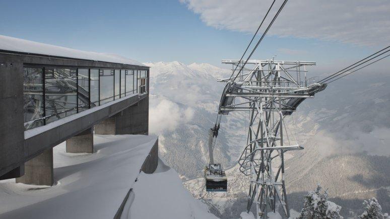 Freiraum Ahorn in Mayrhofen, © Mayrhofner Bergbahnen