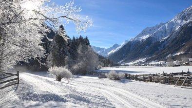 Winterzauber in Gschnitz