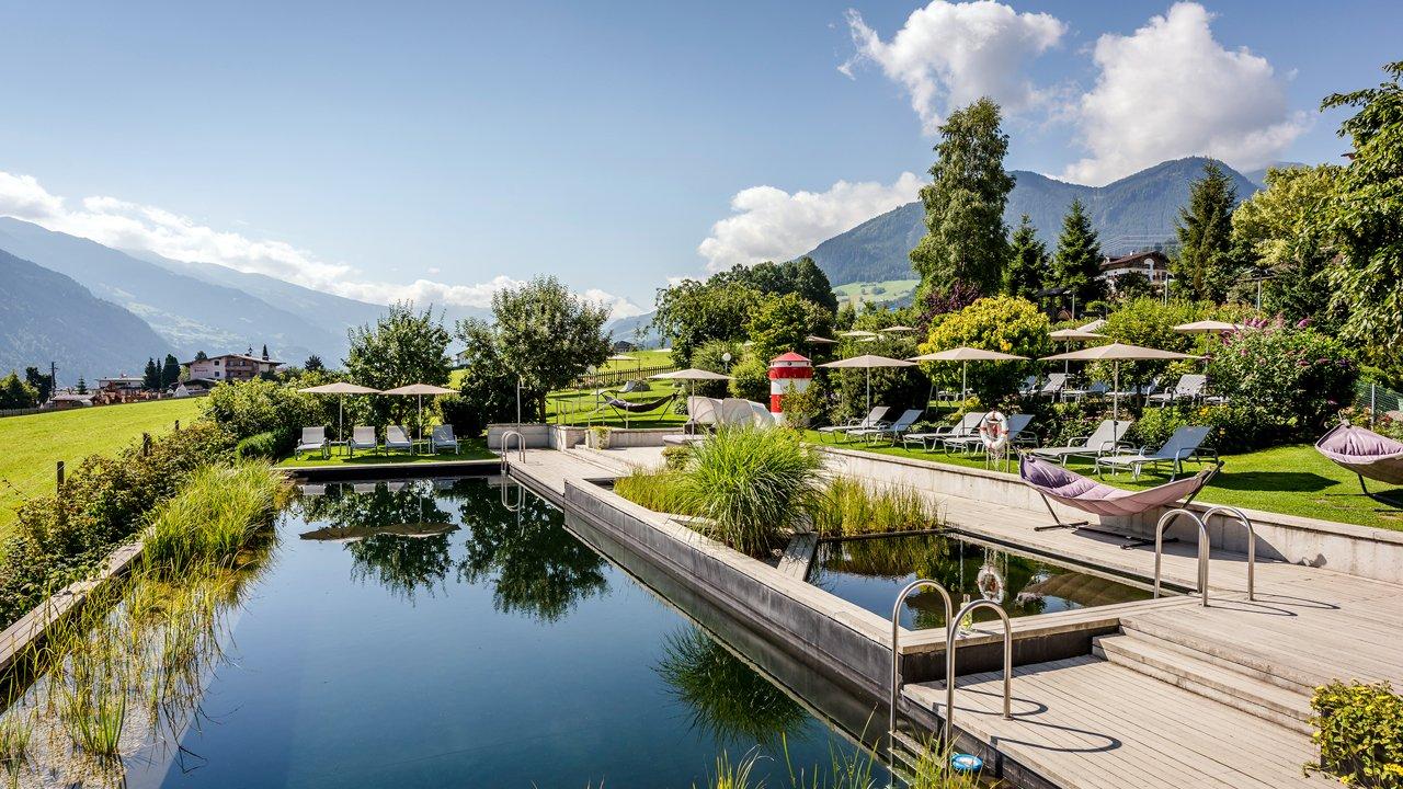 Pool Gartenhotel Crystal, © Gartenhotel Crystal / Günter Standl