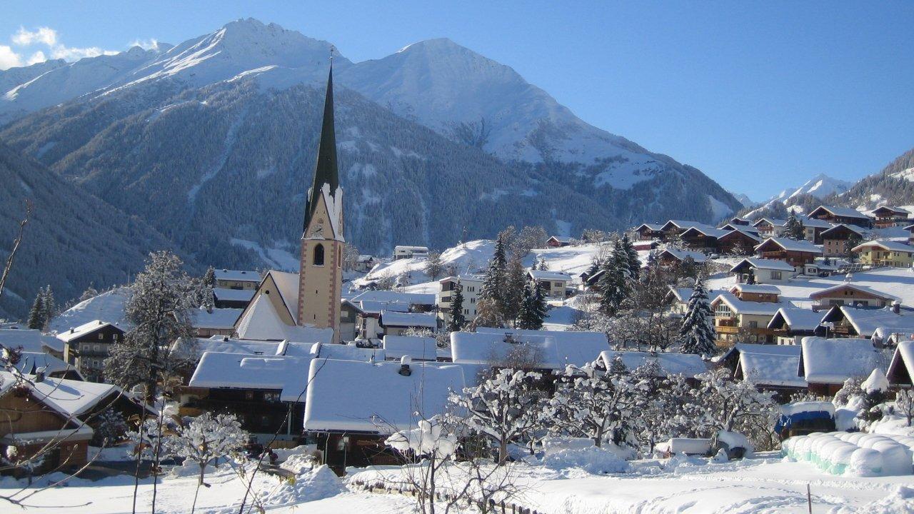 Virgen im Winter, © Gemeinde Virgen
