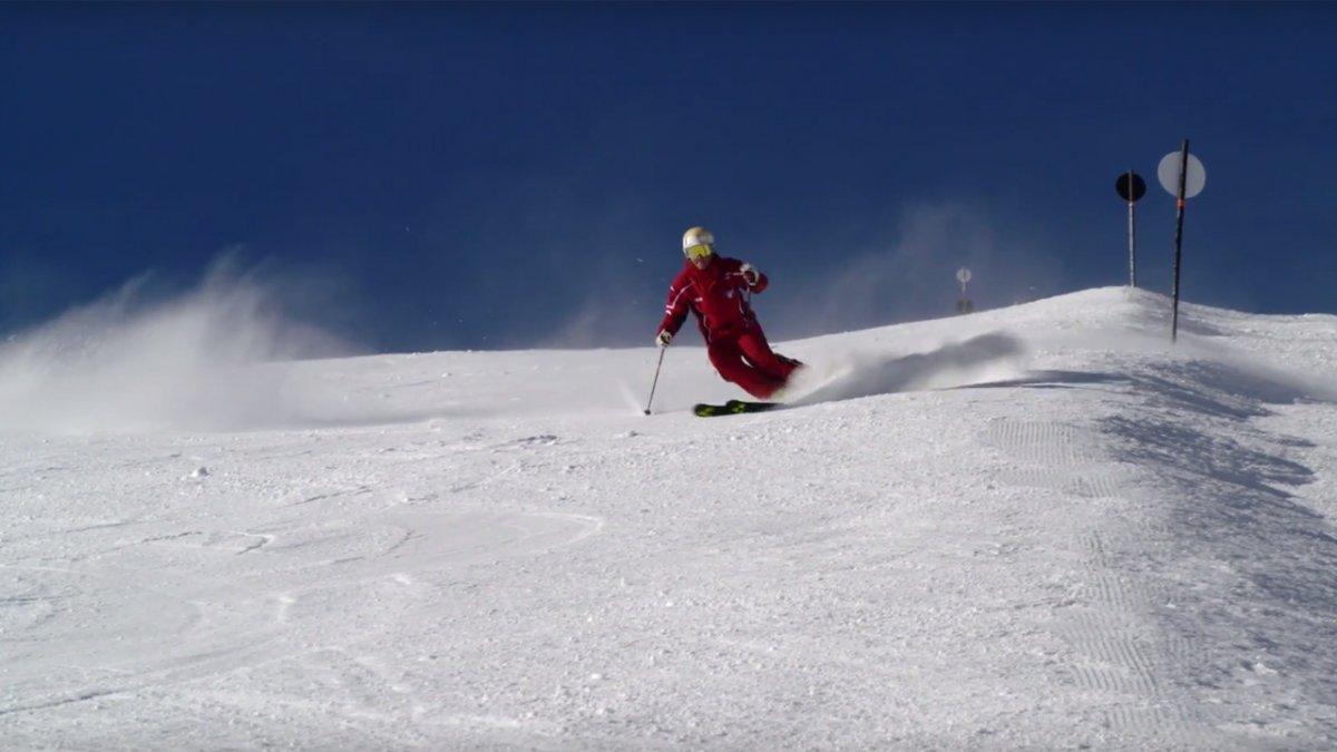 Skifahren lernen: Kurzschwung-Technik, © Tirol Werbung