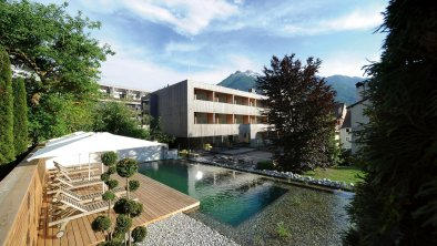 Hinteregger Hotel Pool 2 Juni 2013