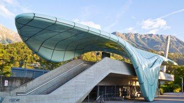 Hungerburgbahn Innsbruck, © TVB Innsbruck