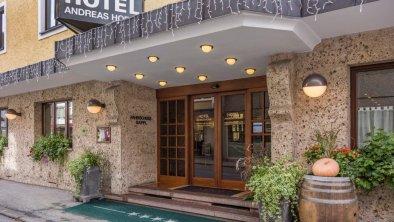 Eingang | Hotel Andreas Hofer, © Hotel Andreas Hofer