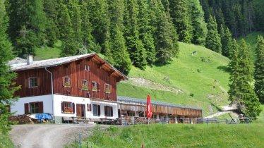 Putzen-Alpe nördlich von St. Anton am Arlberg, © Putzen-Alpe