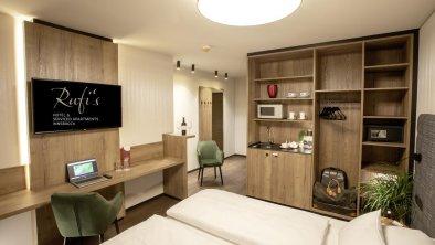 Hotel Rufi´s Zimmer Neu Impressionen 2