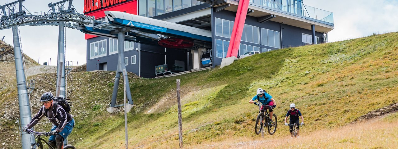 Adler Trail in Kals am Großglockner, © Bikeboard/Roland Kachelhauser