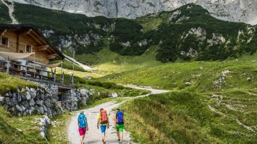 Hüttenwanderung am Wilden Kaiser, © Felbert Reiter
