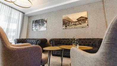 die gemütliche Lounge, © Seehotel Einwaller