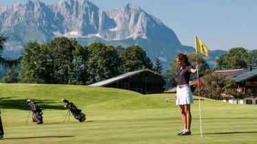 Golfclub Kitzbühel-Schwarzsee, © Golf Alpin