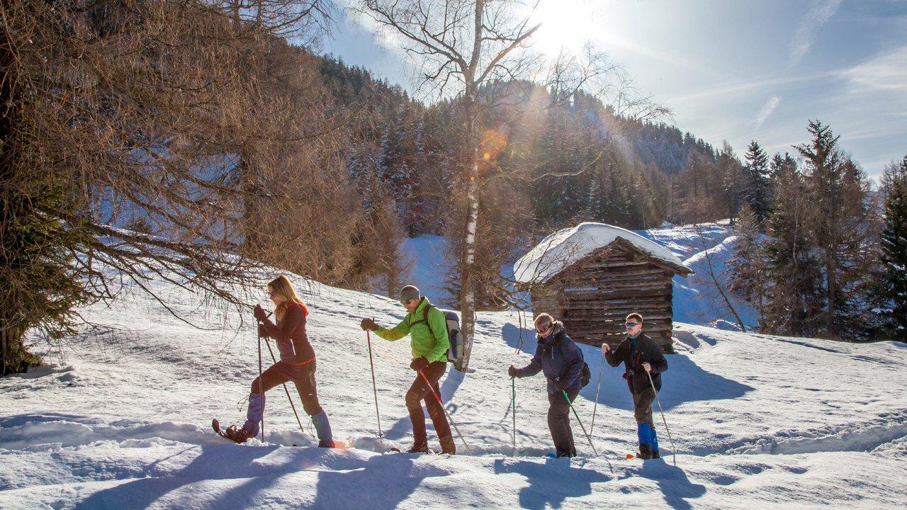 Winter Gspiar, © Naturpark Kaunergrat / Chris Walch