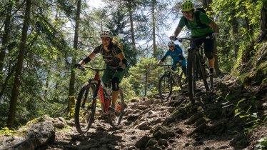 Blindsee Trail in Lermoos, © Tirol Werbung/Peter Neusser