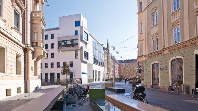 BTV Stadtforum Innsbruck, © TVB Innsbruck