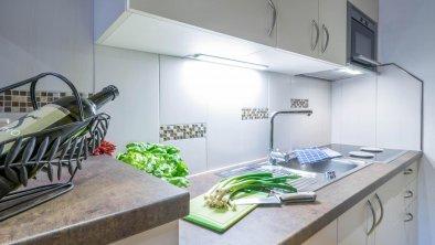 Küche Wohnung Nr. 6