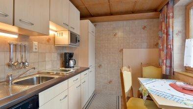 Appartement Bergrast Küche