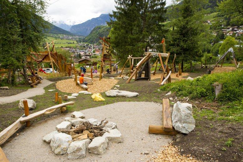 Kids Park Ötz © Ötztal Tourismus, Rudi Wyhlidal