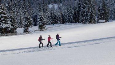 Winterwanderung Maria Waldrast, © TVB Wipptal/Joakim Strickner