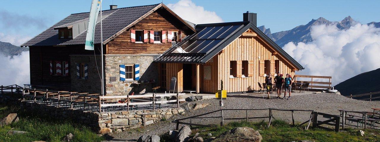 Paznauner Höhenweg Etappe 2: Ascherhütte, © TVB Paznaun - Ischgl