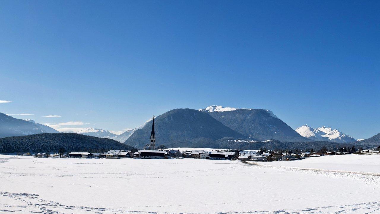 Untermieming im Winter, © Innsbruck Tourismus