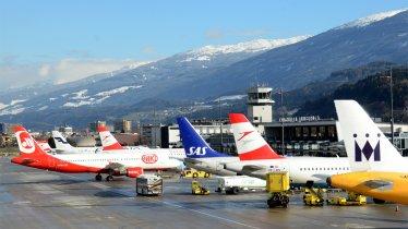 Flughafen Innsbruck, © Flughafen Innsbruck