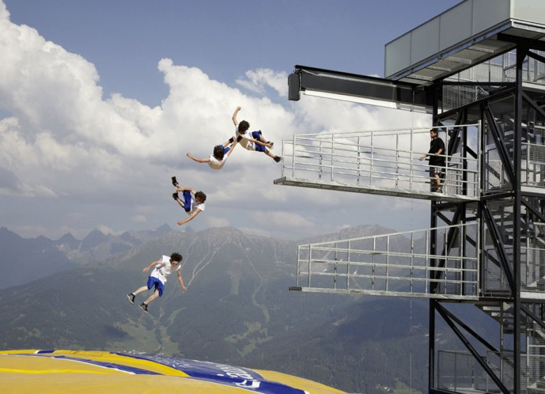 Sommer Funpark Fiss