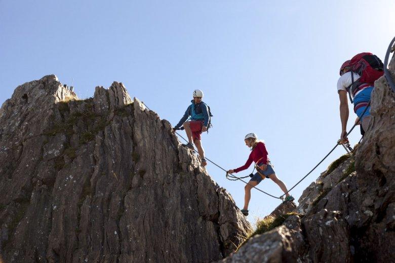 Klettersteig Marokka (c) Tirol Werbung_Robert Pupeter