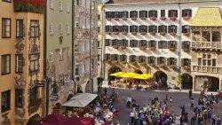Goldenes Dachl, © Innsbruck Tourismus