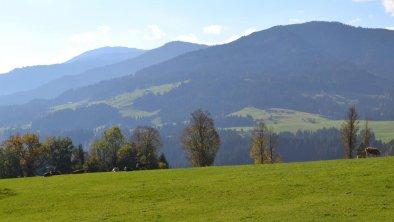 Ausblick Terrasse_2, © Landhaus Desiree