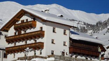 Haus bergwelt unten
