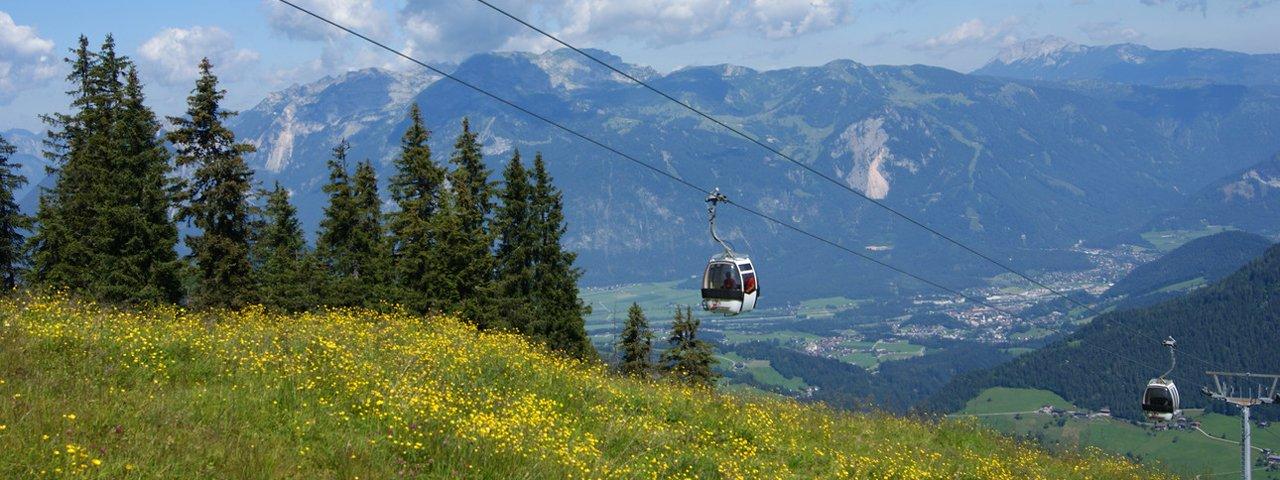 Wiedersbergerhornbahn in Alpbach, © SkiJuwel Alpbachtal Wildschönau
