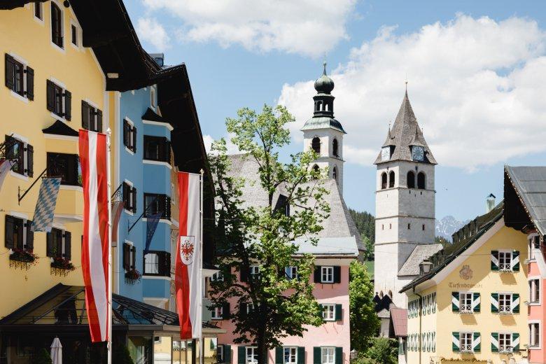 750 Jahre ist es her, dass Kitzbühel das Stadtrecht verliehen wurde. , © Maria Kirchner