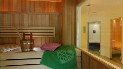 Der Waldhof Sauna