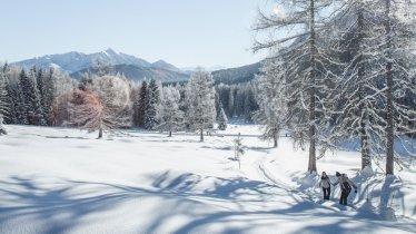 Winterwanderung im Gaistal, © Olympiaregion Seefeld