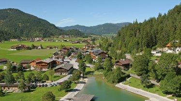 Achenkirch im Sommer, © Achensee Tourismus