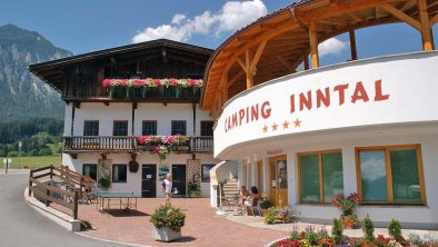 Camping Inntal - Haupthaus, © Camping Inntal