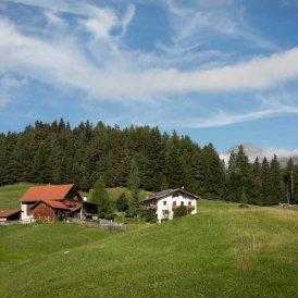 Tiefhof in Nauders, © Tirol Werbung/Lisa Hörterer