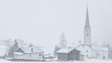 Schnee im Sellrain