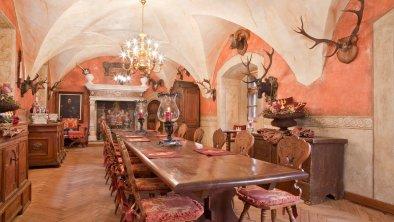 Rittersaal, © Boutique Hotel Schloss Matzen