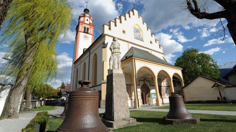 Marienbasilika Absam, © Tirol Werbung - Bernhard Aichner