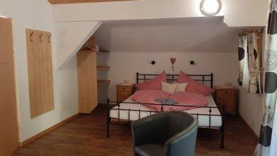 Zimmer Nr. 3 Waldesruh mit Balkon- Terrasse