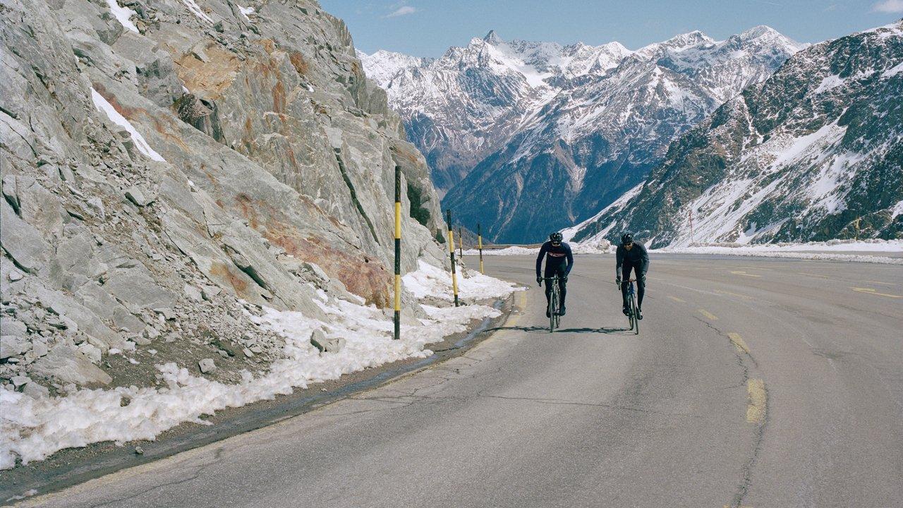 Rennradtour: Ötztaler Gletscherstraße, © Tirol Werbung/Marshall George