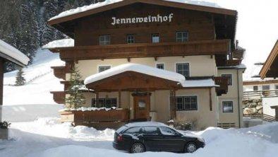 Jenneweinhof im Winter - Ansicht 1