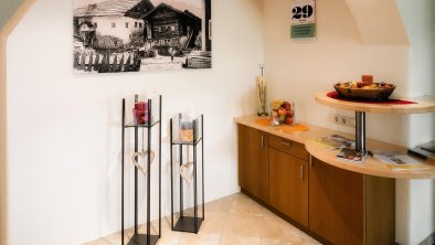 Eingangsbereich und Reception