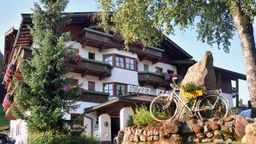 Hotel Klausen im Sommer